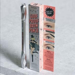 BENEFIT COSMETICS goof proof eyebrow pencil 4.5